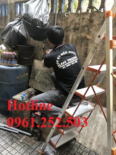 sửa điện nước quận 12
