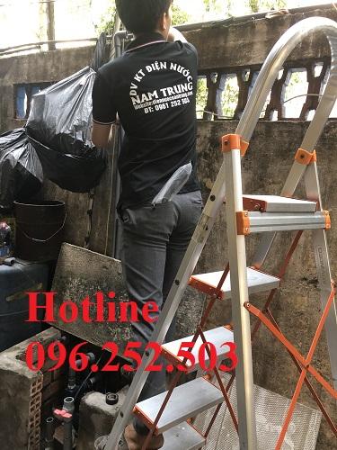 thợ sửa nước tại dĩ an